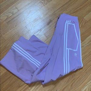 Adidas x JI WON CHOI wide leg pant